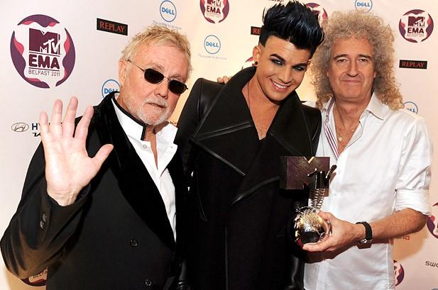 Queen + Adam Lambert Playing Four Shows This Summer