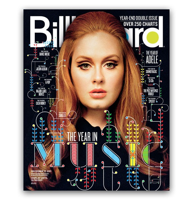 '21' And Up: The Year of Adele Cover Story