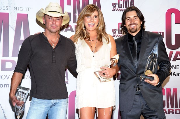 2011: Kenny Chesney's Year In Photos