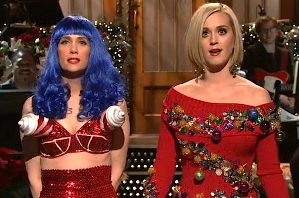 Katy Perry Hosts 'SNL': The Hits & Misses, Including a Florence Welch Spoof