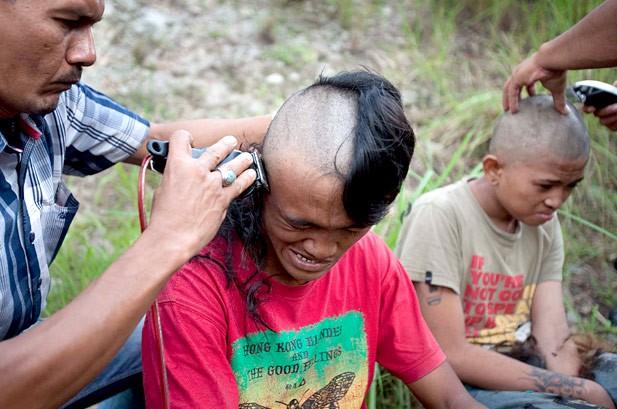 Indonesian Punks