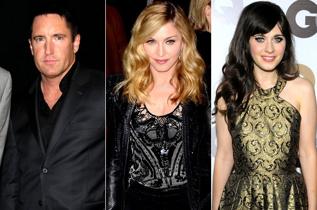 Madonna, Trent Reznor Land Golden Globe Nominations