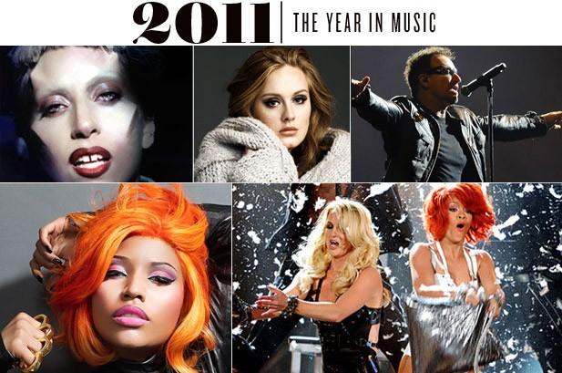 Britney Spears, Adele Rule Billboard.com's Readers Poll 2011