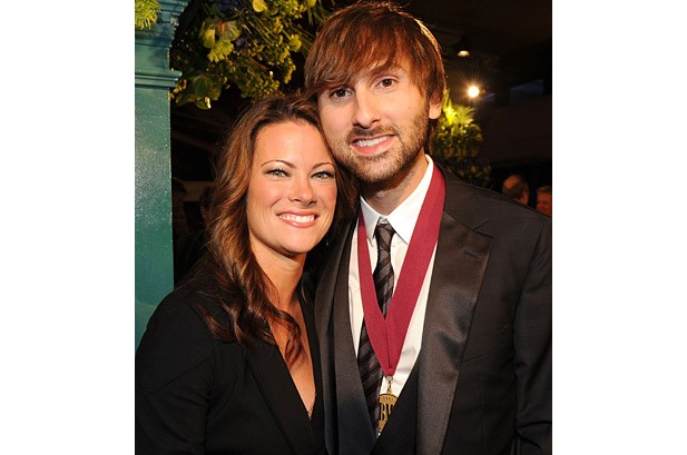 Lady Antebellum's Dave Haywood Ties the Knot