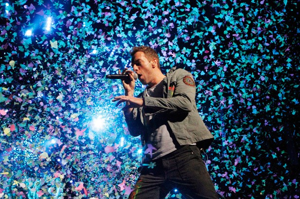 Coldplay Live DVD To Receive One-Night-Only Screening