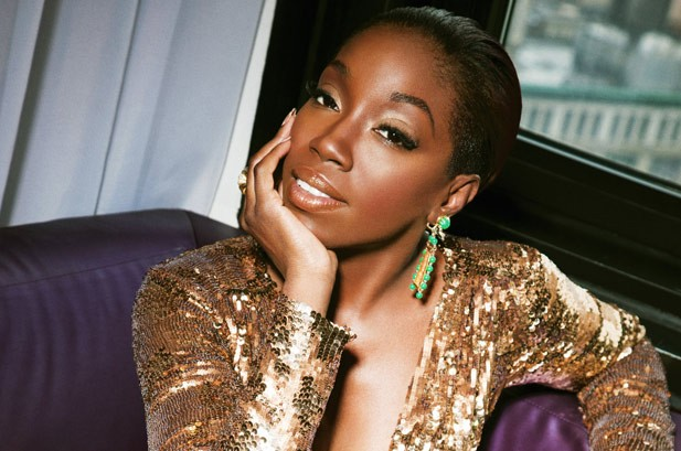 Estelle Returns, Fresh Off A Smash Single and Breakup, with 'All of Me'