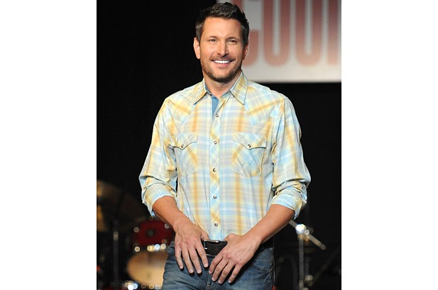 Ty Herndon Drops 'Stones' in Return to Country Music