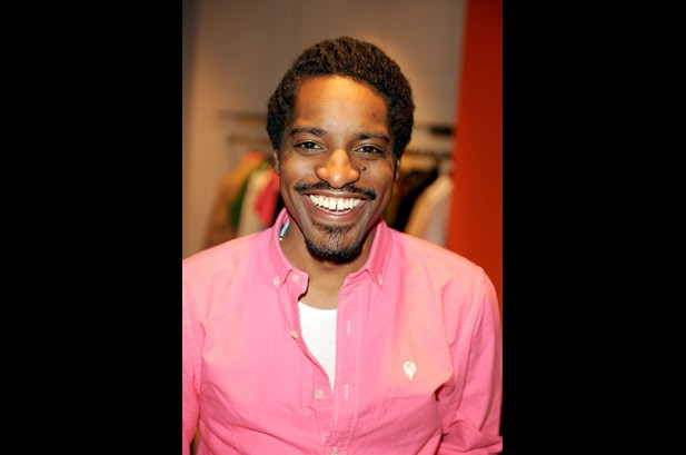 Andre 3000 in No Rush to Record a New Album