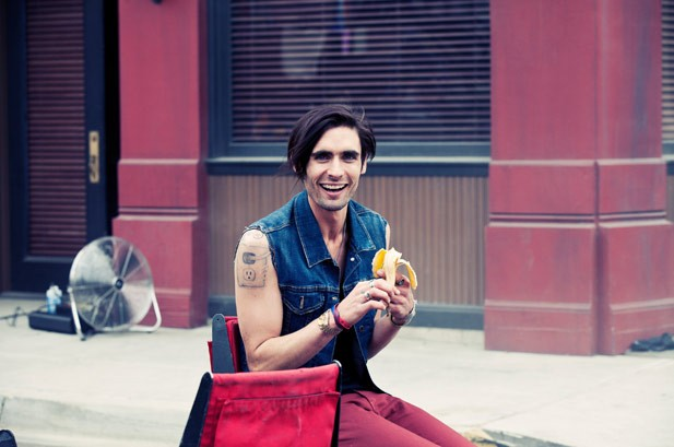 Behind the Scenes Photos: All-American Rejects' 'Beekeeper's Daughter' Video