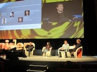 Google, Merlin, Amazon, Universal Reps Explore the Future of Digital Music @MIDEM, Ted Cohen Referees