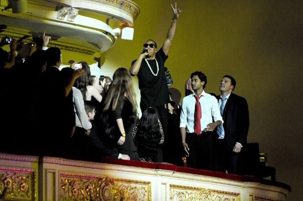 Jay-Z at Carnegie Hall