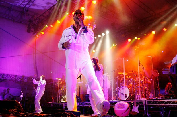 Surprised Kool & the Gang Is Van Halen Opener? So Are They