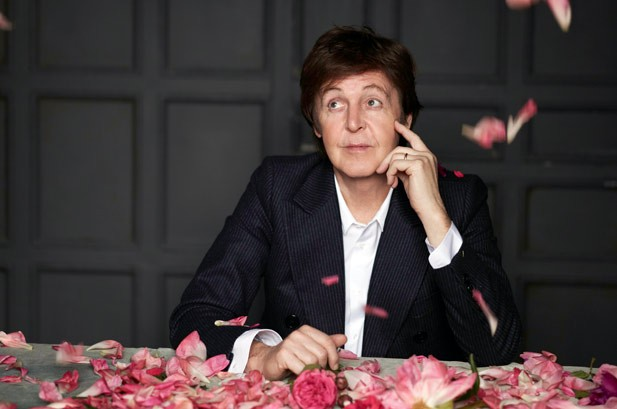 Paul McCartney Q&A: 'I'm Lucky, I Love Songwriting'
