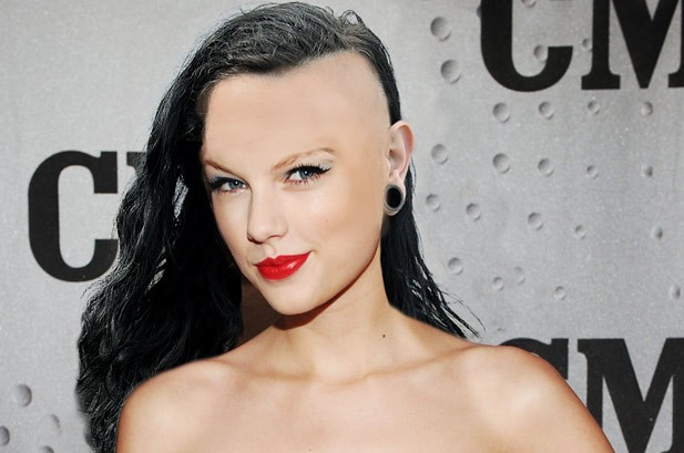 Skrillex Makeovers: 6 Stars Adopt The Dubstep King's Distinctive Hairstyle (Sort Of)