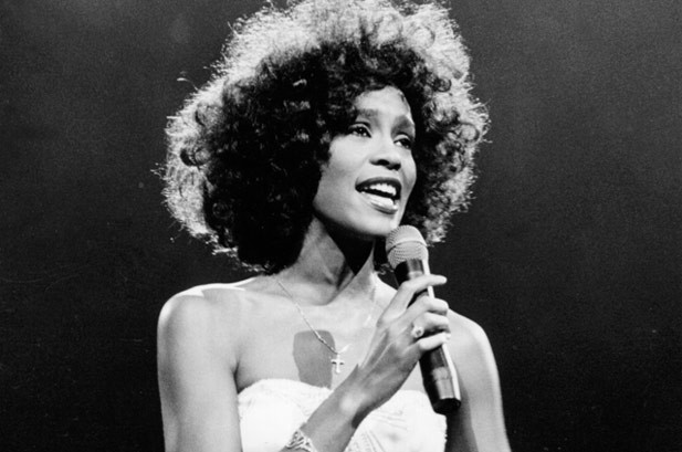 Whitney Houston May Have Four Albums in Top 10 Next Week