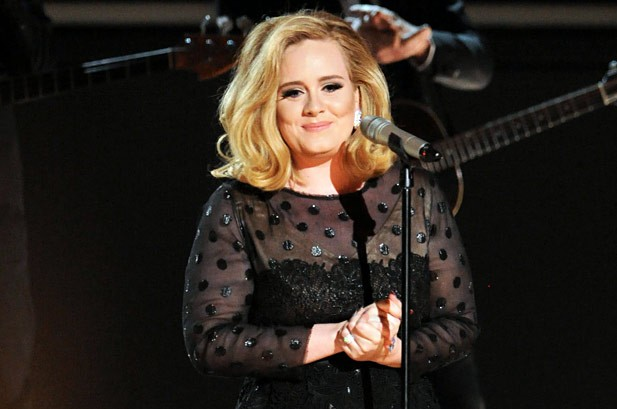 Weekly Chart Notes: Thumbs Up For Adele's Movie Move