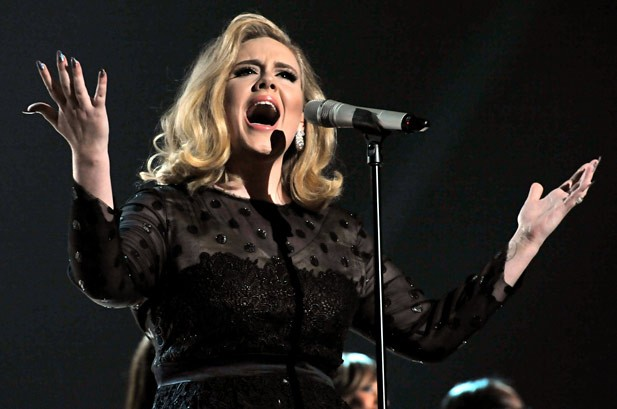 Adele's 'Skyfall' Not a Lock for U.K. No. 1