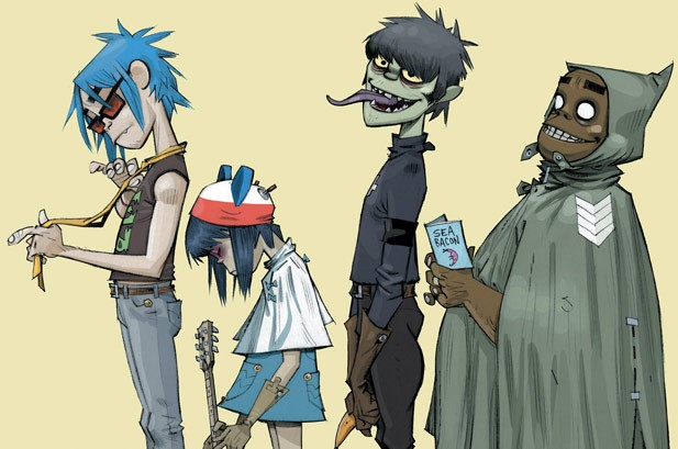 Gorillaz/James Murphy/Andre 3000's Converse Track: The Story Behind The Song