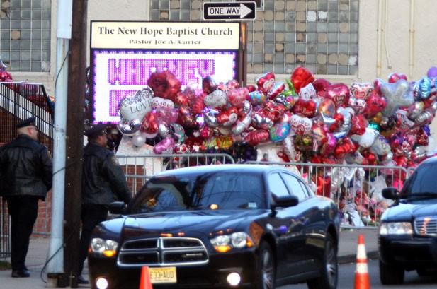 Photos: Whitney Houston's Funeral
