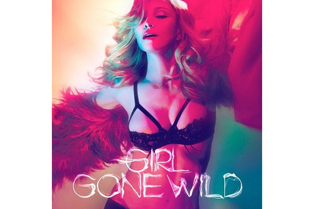 Cover Notes: Madonna Busts Out for 'Girl Gone Wild'