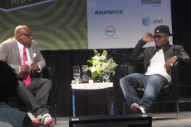 Nas Talks Chingy 'Pop-Fluff' Period of Hip-Hop & Winehouse 'Duet'