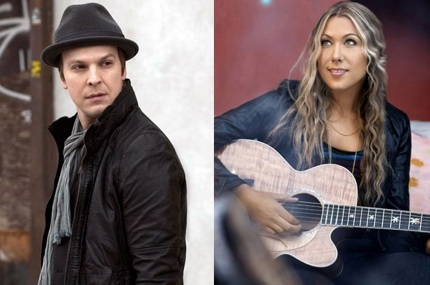 Gavin DeGraw & Colbie Caillat Add Song to Nicholas Sparks' 'Safe Haven'