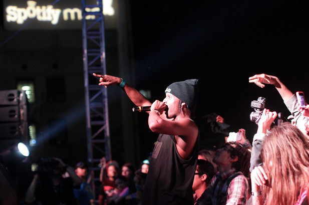 Video: A$AP Rocky, SBTRKT, Grimes At Spotify's SXSW Event