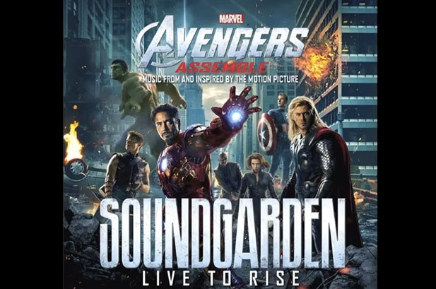 Soundgarden's 'Avengers' Single Offered as Free Download