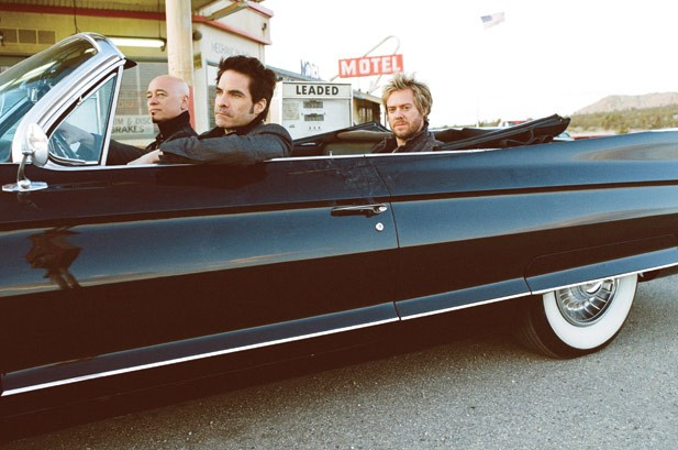 Train's 'Drive By' Completes Trip to Hot 100's Top 10
