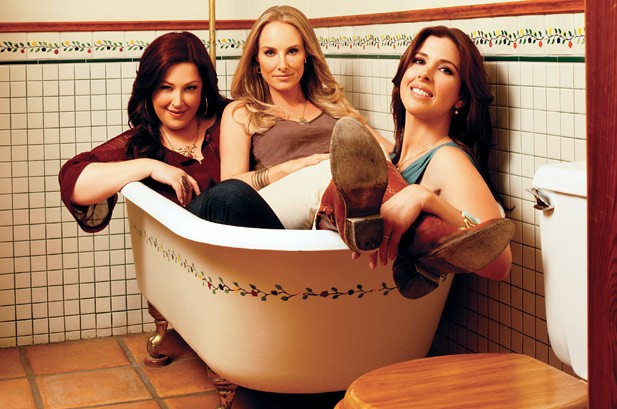 Wilson Phillips: 'Still Holding On' With New Album, TV Show (Exclusive Video)