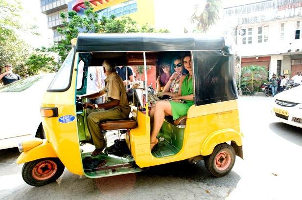 Photos: Katy Perry Travels Through India