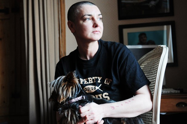 Sinead OConnor: Bipolar disorder forces star to cancel