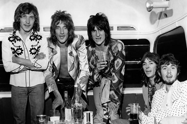 Rod Stewart Sick, Will Miss Faces Reunion at Rock Hall | Billboard