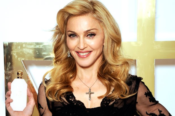 Madonna Launches Fragrance at Macy's