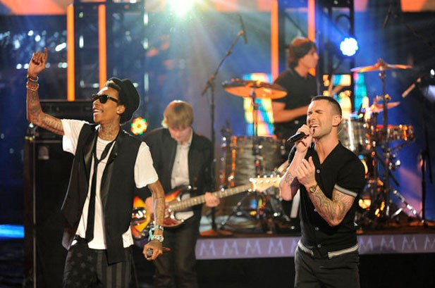 Maroon 5's 'Payphone' Charges Onto Hot 100