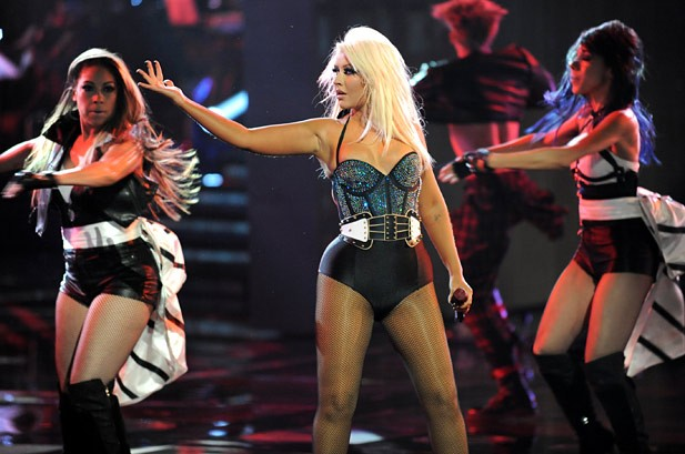 Chart Highlights: Christina Aguilera's 'Body' Dances Onto Pop Songs