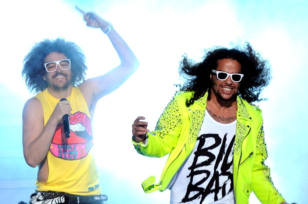 Weekly Chart Notes: LMFAO, 'The Voice,' Dee Snider
