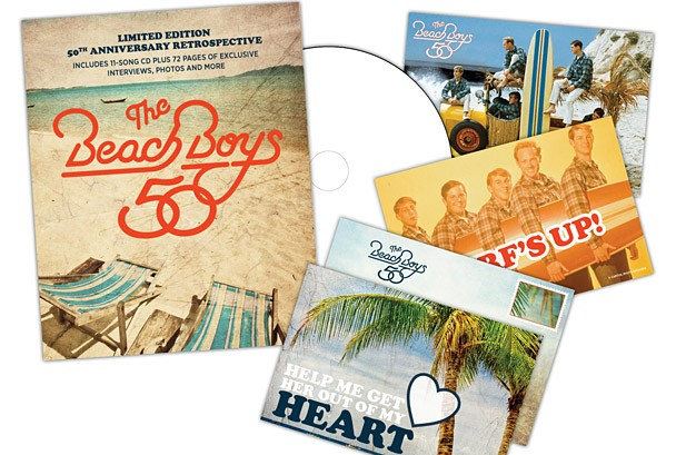 Exclusive: Beach Boys Get a 'ZinePak for 50th Anniversary