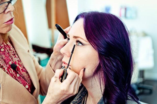 Katy Perry's Colorist Transforms a Fan