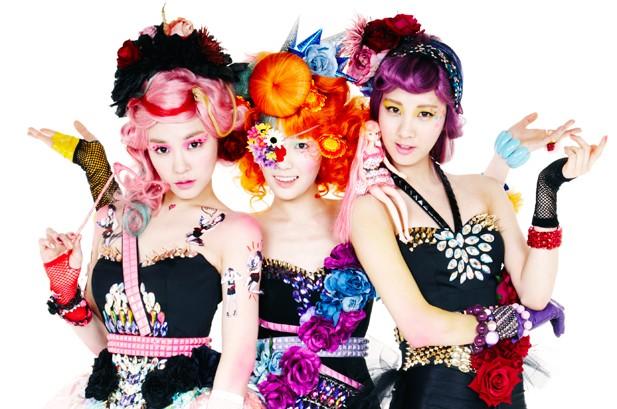 Girls' Generation Splinter Group Enters Billboard 200