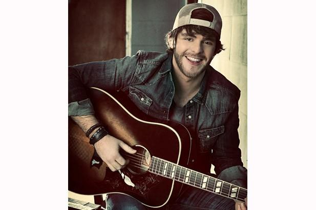 Thomas Rhett's Not-So-Idle 'Hands' Rises Country Chart