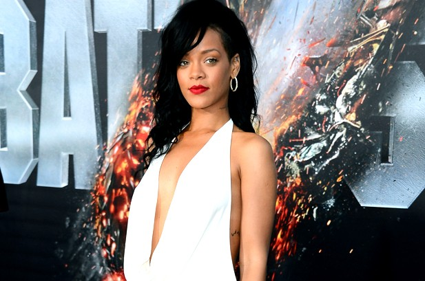 Rihanna to Star in New DreamWorks Animation Film