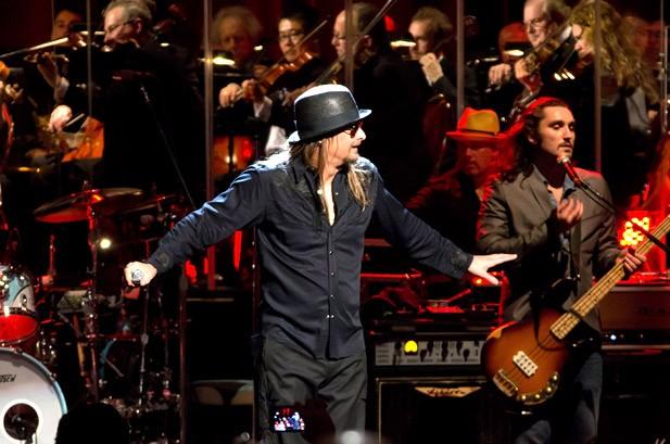 Kid Rock With a Cause: Detroit Symphony Concert Raises $1 Million