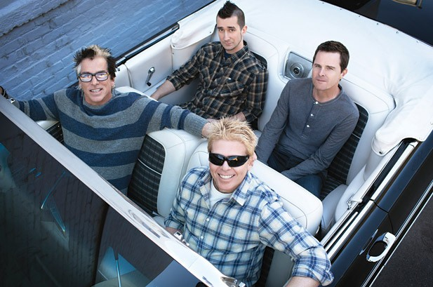 The Offspring Still Fly as 'Days Go By' Rises on Rock Charts