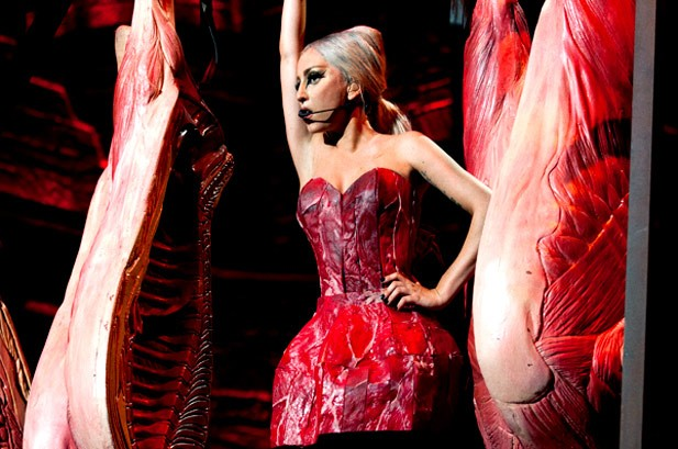 Lady Gaga Attacked by PETA for Wearing Fur, Fires Back