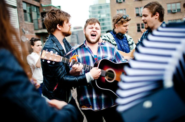Tastemakers: Of Monsters and Men Photos