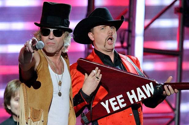 Big & Rich: How Bon Jovi and George Lucas Named Their New Album