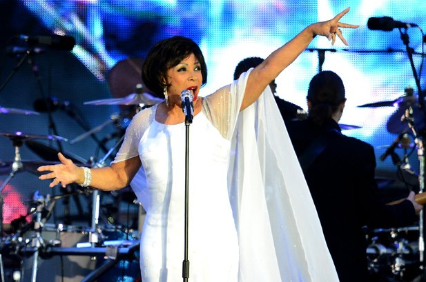 The Queen's Diamond Jubilee Concert Photos
