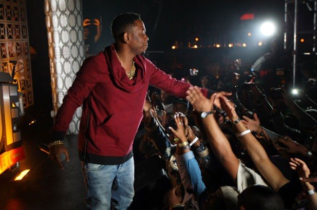 Kendrick Lamar, Black Hippy Bring the West Coast to Free NYC Show
