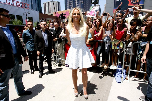 Britney Spears' 'Meltdown' Manager Takes Stand in Court